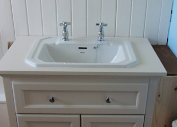 Basin Cupboard
