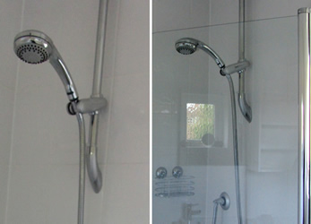 Chrome Shower